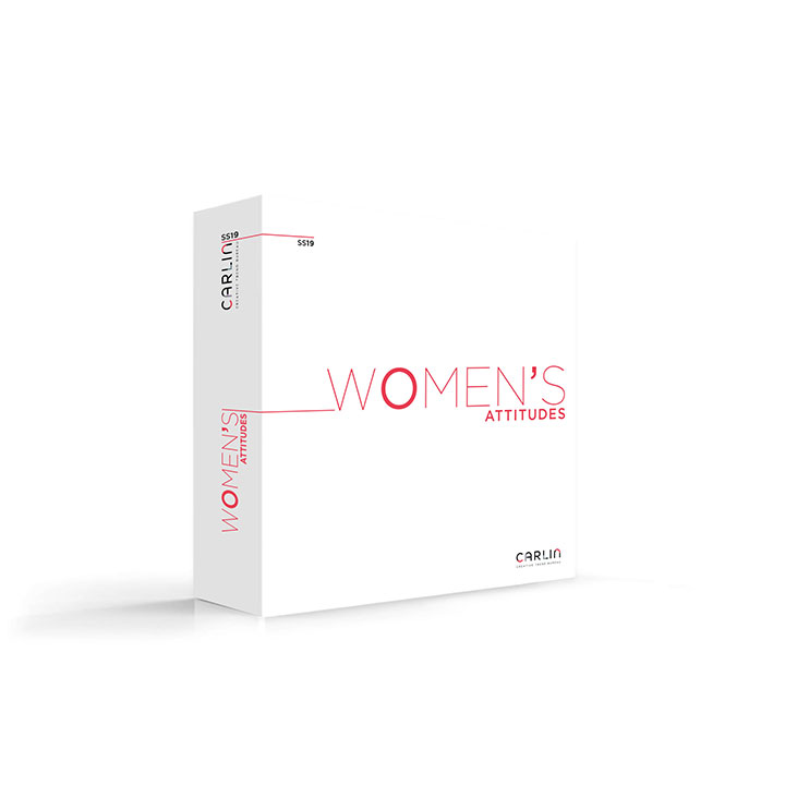 Cahier de tendance woman - Carlin trend books consulting